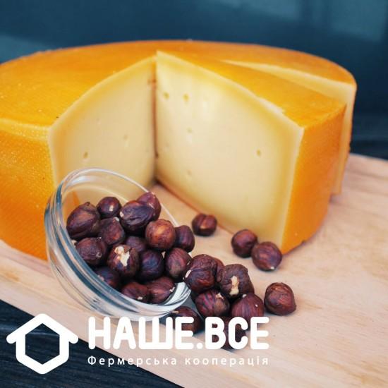 Сыр Гауда средний коровий (6 мес.) от Валерия Колоши