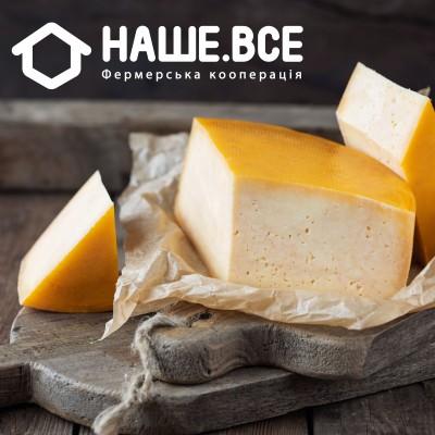 Сыр Гауда коровий с перцем чили (1 мес.) от Валерия Колоши