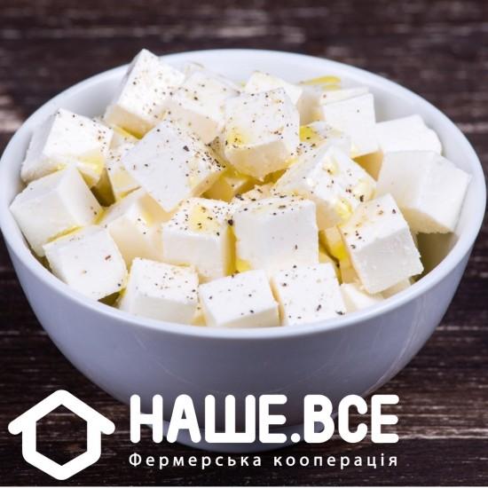 Сыр Фета с прованскими травами от Елены Бойченко