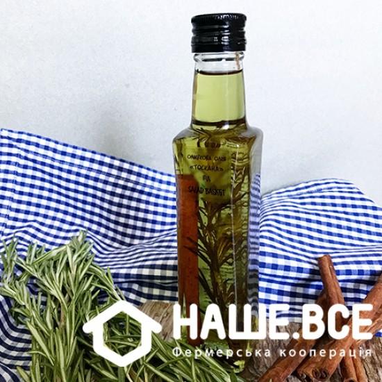 """Оливковое масло """"Тоскана"""" от Анны Трященко и Дарьи Хорсевой"""