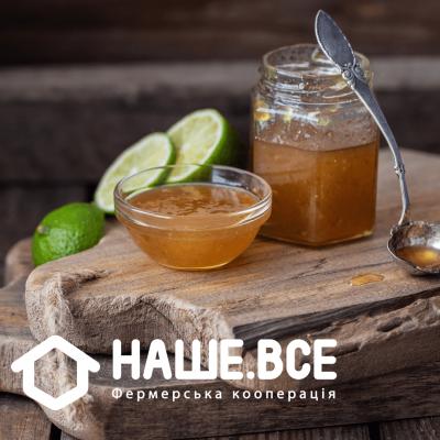 Купить - Варенье из лайма (200 мл) от Ирины Никитченко