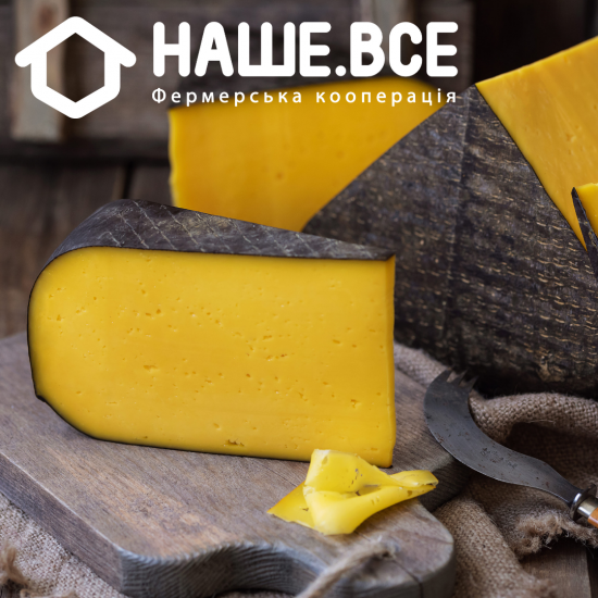 Сыр Ранковый (3 мес.) от Тараса Ложенко