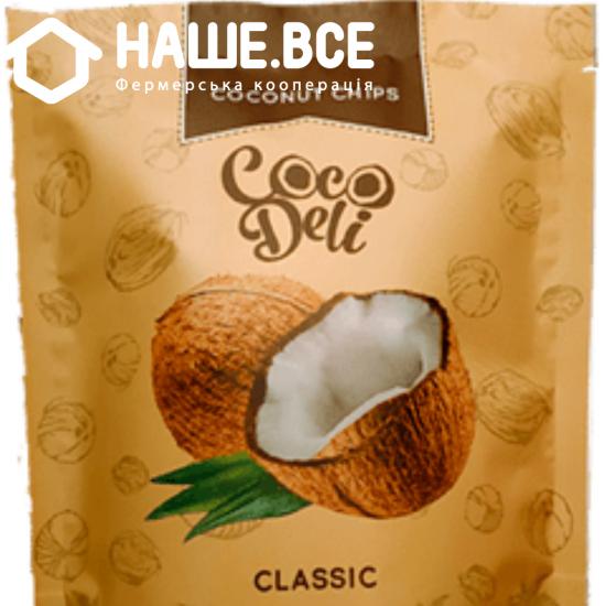 Чипсы кокосовые сладкие Сocodeli 0.030г шт ТМ