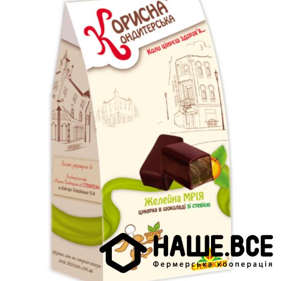 Шоколадные конфети