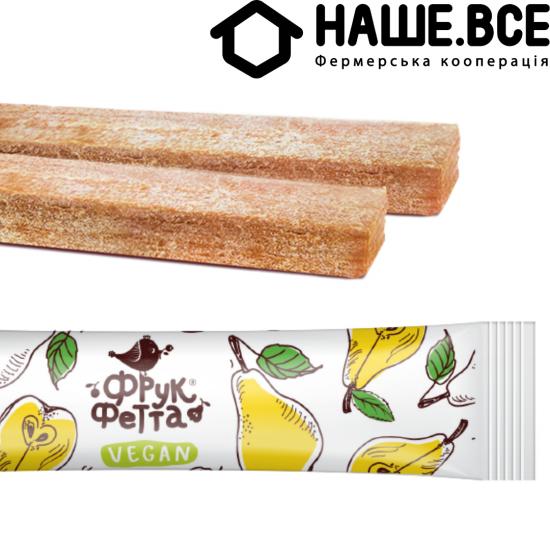Пастила Груша фруктовая конфета от Елены Большаковой