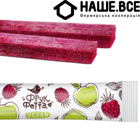 Пастила Яблоко-малина конфета 20г от Елены Большаковой