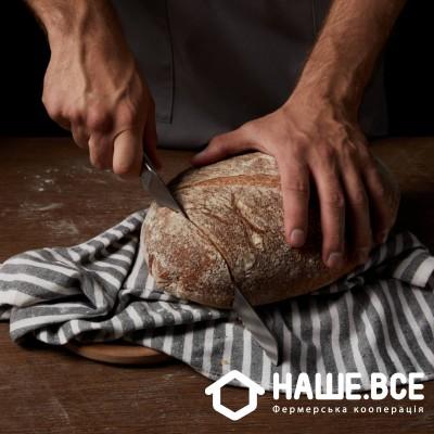 Купить - Хлеб Гречаный с семенами льна 400г ТМ