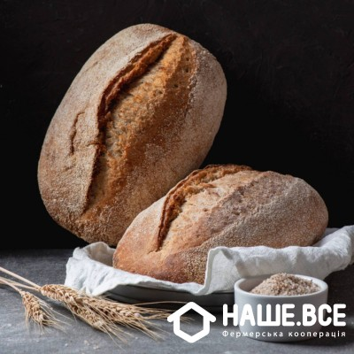Хлеб Батар пшенично-ржаной 400г ТМ