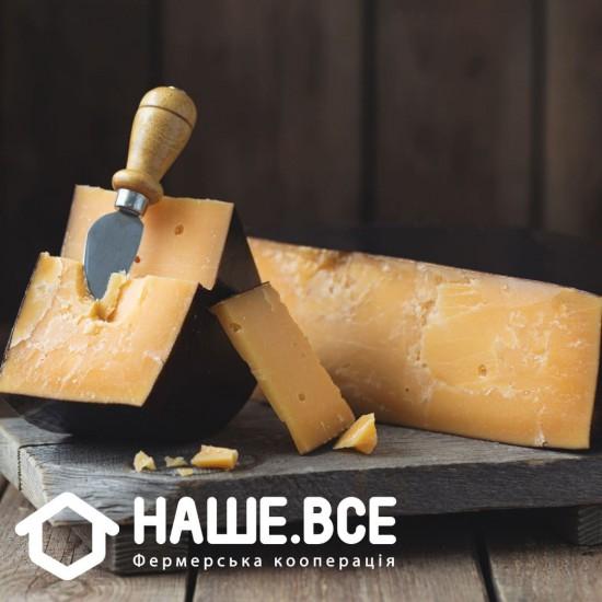 Сыр Гауда Старая (12мес.) от Ханса Ваммеса