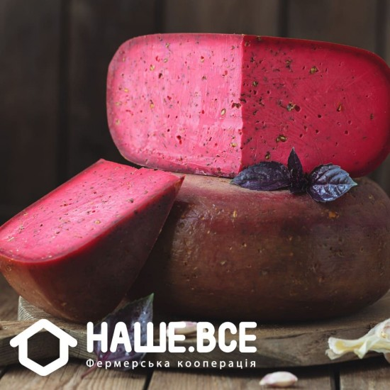 Сыр Пиканто Роуз (3 мес.) от  Ханса Ваммеса