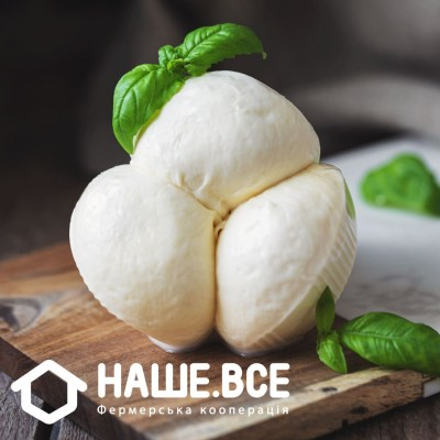 Сыр Моцарелла от Юлии Солодкой