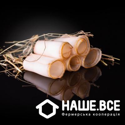 Купить - Сало мангалицы копченое на сене от Тараса Парандия