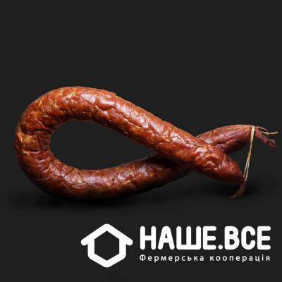 Купить - Колбаса индюшачья копченая от Тараса Парандия