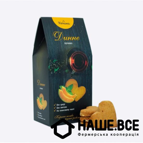 Натуральное печенье дынное 150г ТМ КОХАНА
