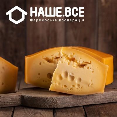 Сыр Маасдам средний коровий (6мес.) от Валерия Колоши
