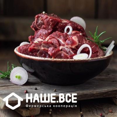 Котлетное мясо говядины от Андрея Усенко