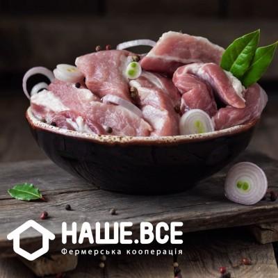 Котлетное мясо свинины от Андрея Усенко