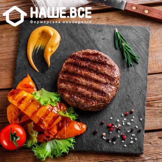 Бифштекс из говядины быстрозамороженный от Алика Мкртчяна