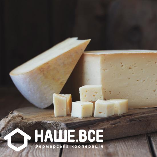 Сыр Шато-де-Шевр козий от Ханса Ваммеса