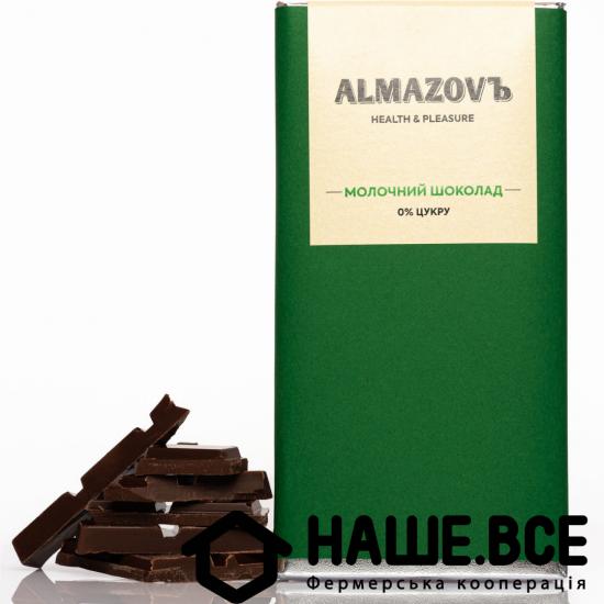 Молочный шоколад от Сергея Антонюка, 80г