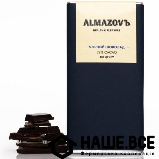 Черный шоколад от Сергея Антонюка, 80г