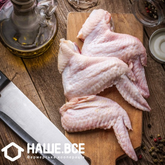Крыло Домашней курицы от Виктора Завирюхи