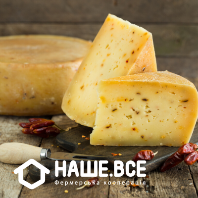 Сыр Яблуневый цвит (1 мес.) от Владимира Забияки