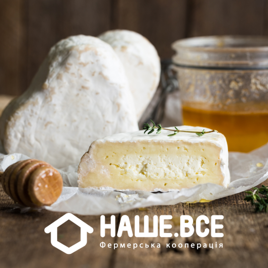 Сыр Нёшатель от Виктории Пашинской