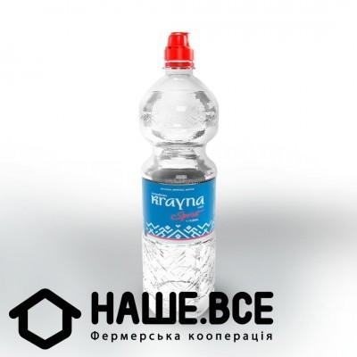 Вода ТМ Крайна  0,888л спорт, н/газ, пластик