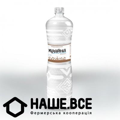 Вода ТМ Крайна 1,5л, н/газ, пластик