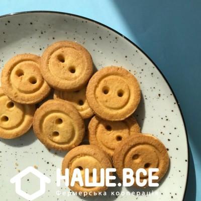Купить - Печенье Пуговки ванильные 220г, Cookietone