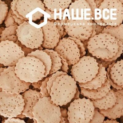 """Купить - Печенье """"Крыхтыки галетные"""" 160г, Cookietone"""