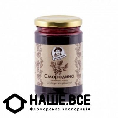 Купить - Джем Смородина Дедушкины ягоды 360г