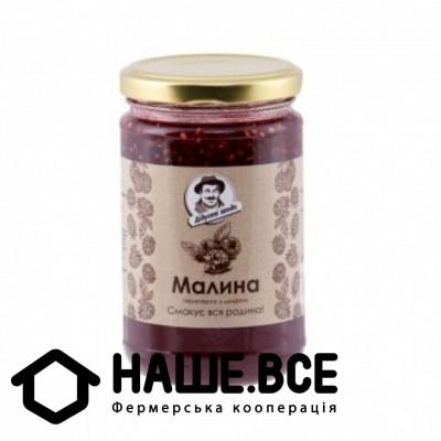 Купить - Джем Малина Дедушкины ягоды 360г