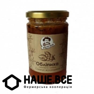 Купить - Джем Облепиха Дедушкины ягоды 360г