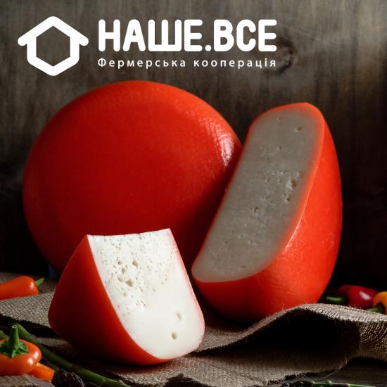 Сыр Маасдам (1 мес.) от Александра Ящика