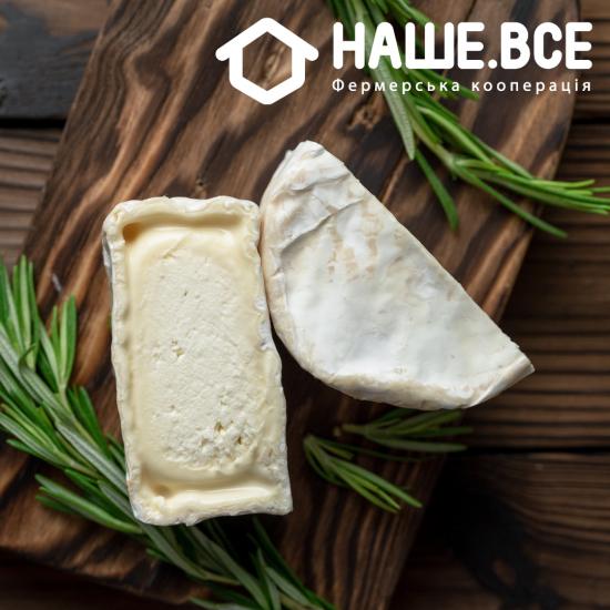 Сыр мягкий Креме от Юлии Лисюк