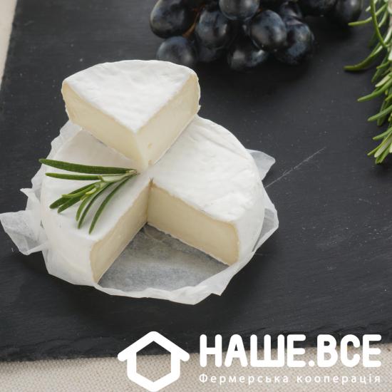 Сыр Руан с козьего молока от Татьяны Сидяк