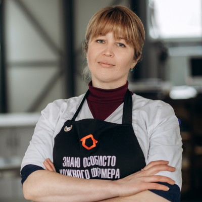Александра Харченко