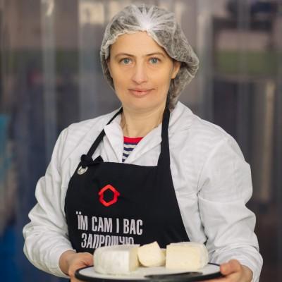 Виктория Пашинская